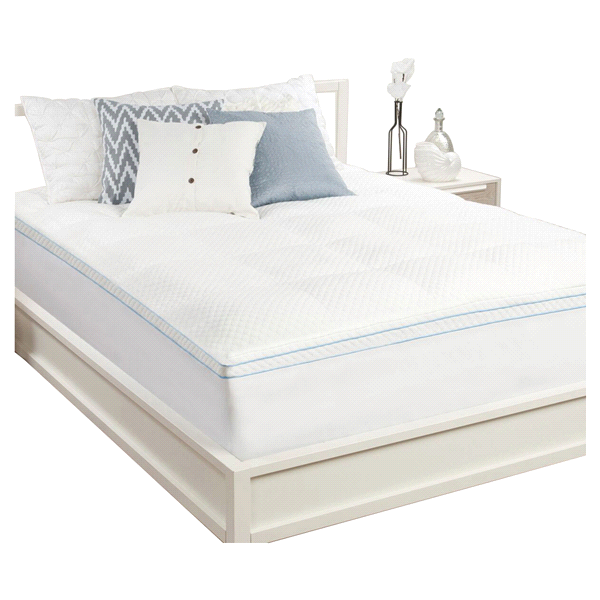 Unique Memory Foam Mattress Topper Queen Sealy 2 Memory Foam Topper Queen Meijer