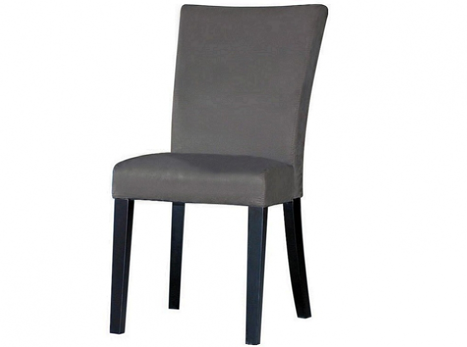 Unique Microfiber Dining Chairs Microfiber Dining Chair Gray Chintaly