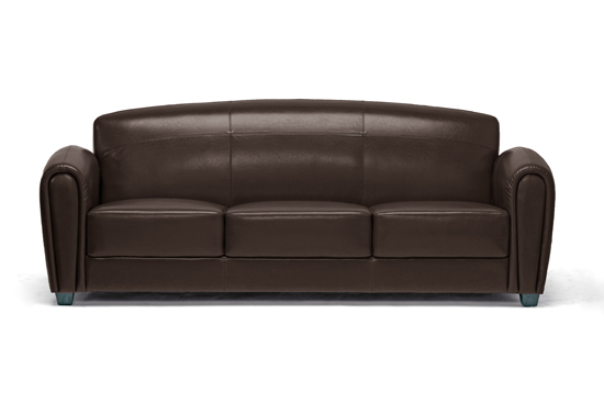 Unique Modern Brown Leather Sofa Leather Sofas And Sectionals