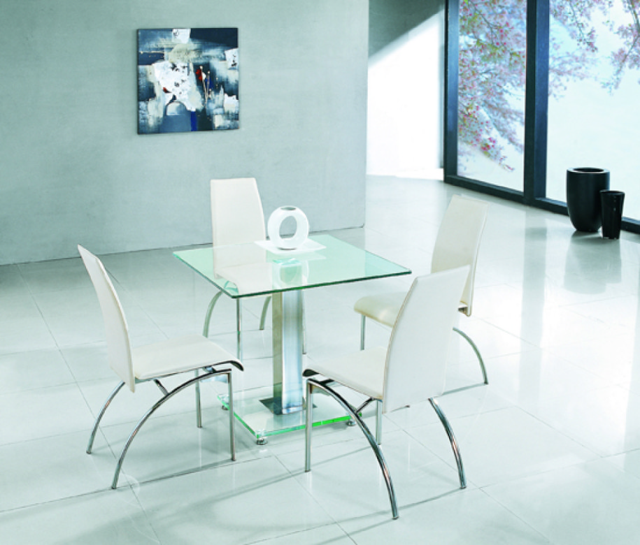 Unique Modern Small Dining Table Captivating Compact Small Square Dining Table With Colorful