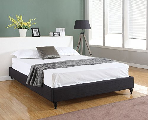 Unique Non Slatted Platform Bed Best 25 Bed With Slats