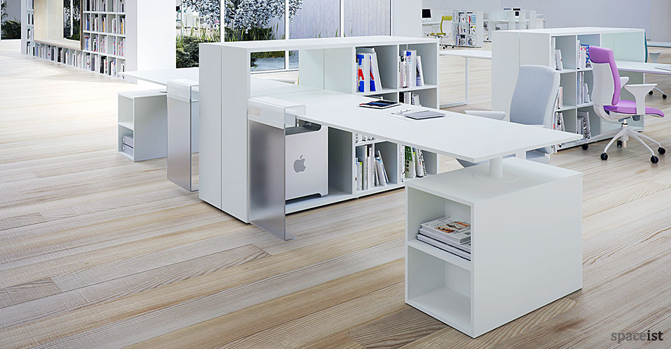 Unique Office Desk And Storage Beautiful Office Desk Storage Office Desk With Storage Cool In