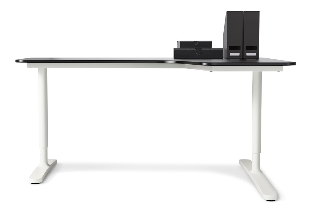 Unique Office Desk Legs Lovable Ikea Adjustable Table Ikea Office Desks Standing Desks