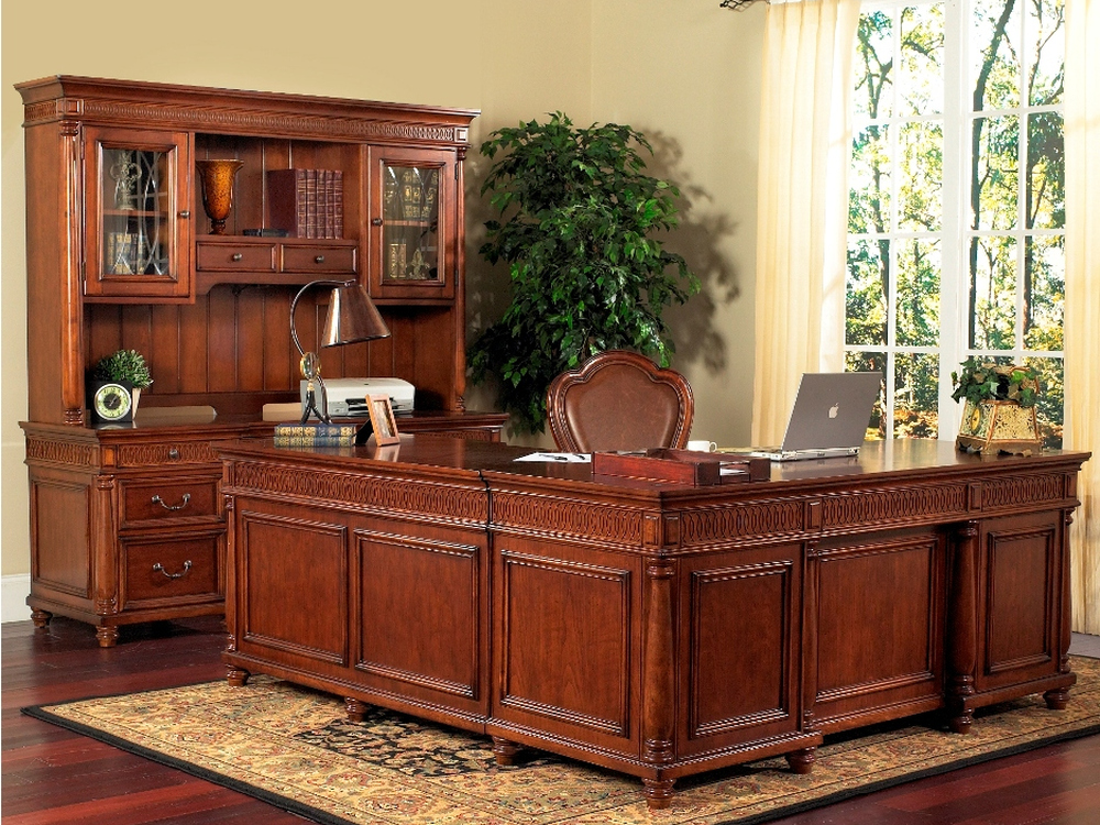 ... Unique Quality Home Office Desks Wooden Home Office Furniture  Remarkable Traditional Wood Furniture ...