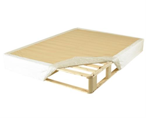 Unique Queen Bed Foundation Box Quick Easy To Assemble Foundation Box Spring Split Queen
