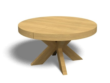 Unique Round Extendable Dining Table Round Extending Dining Table