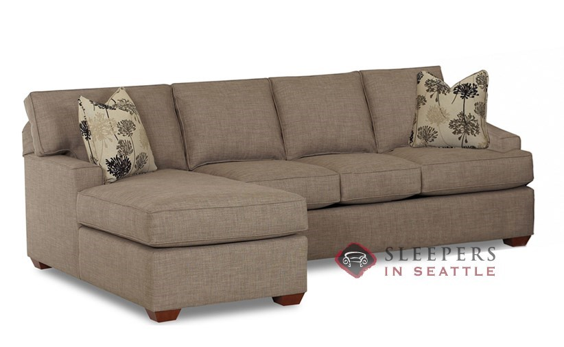 Unique Sectional Sleeper Sofa With Chaise Customize And Personalize Palo Alto Chaise Sectional Fabric Sofa