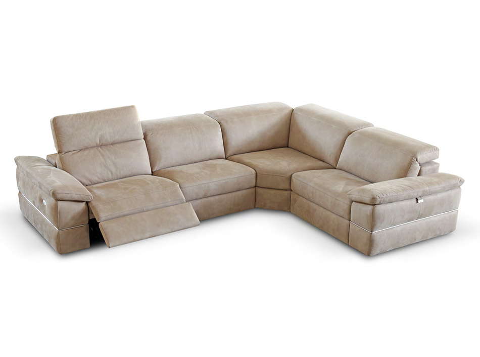Unique Sectional Sofas With Recliners Genesis Sectional Sofa With Recliner Seduta Darte