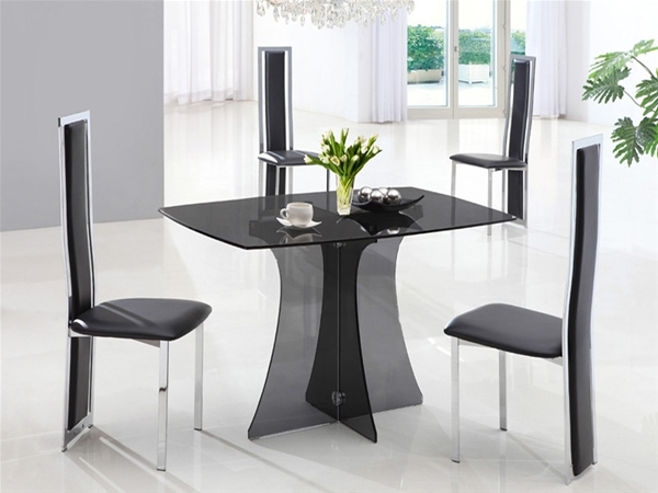 Unique Small Dining Table Latest Small Dining Chair With Small Glass Dining Tables Martaweb