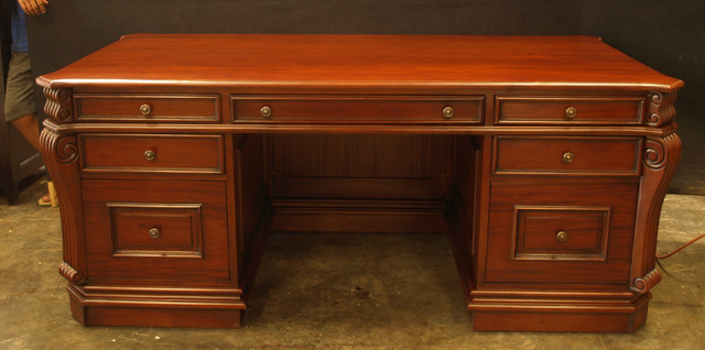 Unique Solid Wood Office Desk Solid Wood Office Desk Wonderful With Additional Decorating Office