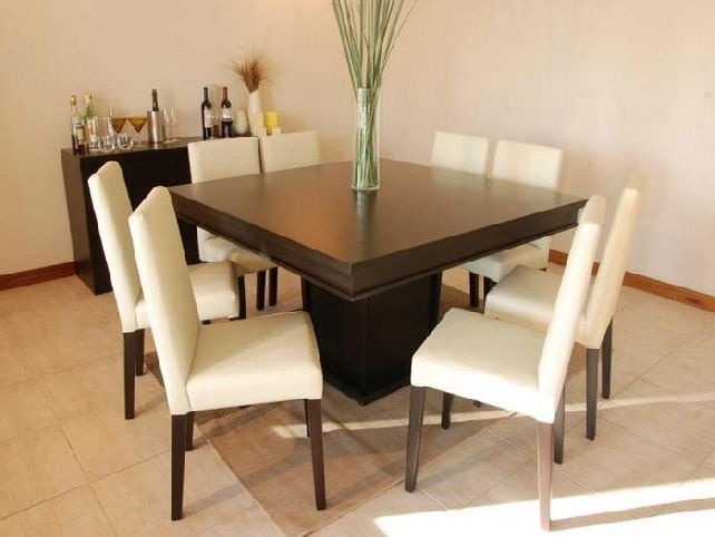 Unique Square Dining Table For 8 Nice Contemporary Square Dining Room Sets With Modern Square
