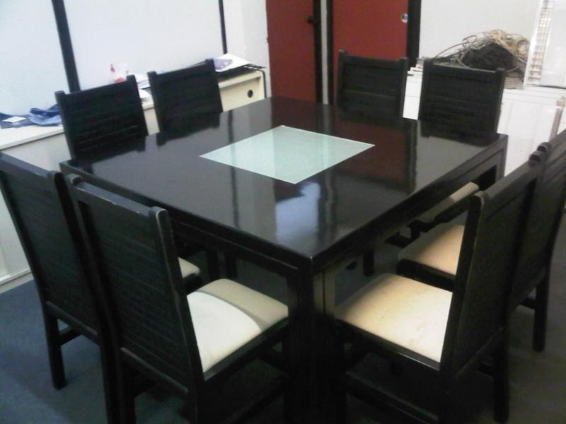 Unique Square Dining Table For 8 Square Dining Table For 8 Popular Types