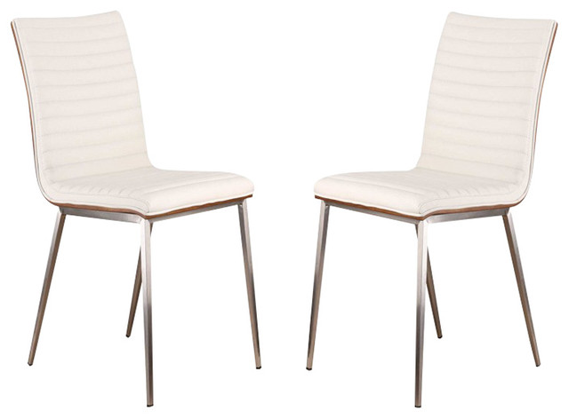 Unique Steel Dining Chairs Cafe Dining Chairs Set Of 2 Contemporary Dining Chairs