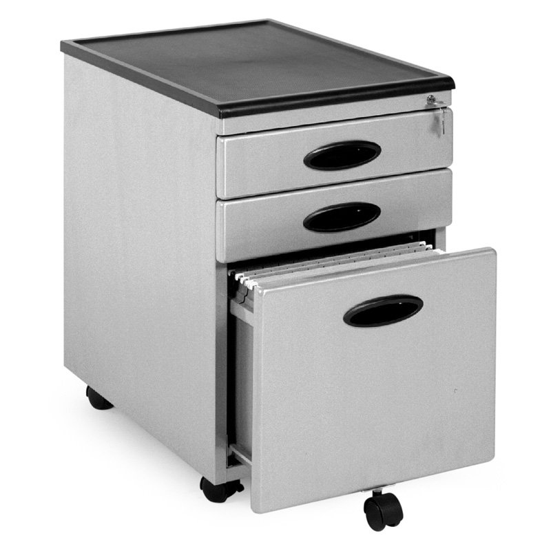 Unique Three Drawer File Cabinet Power Center Mobile 3 Drawer Vertical File Cabinet Hayneedle