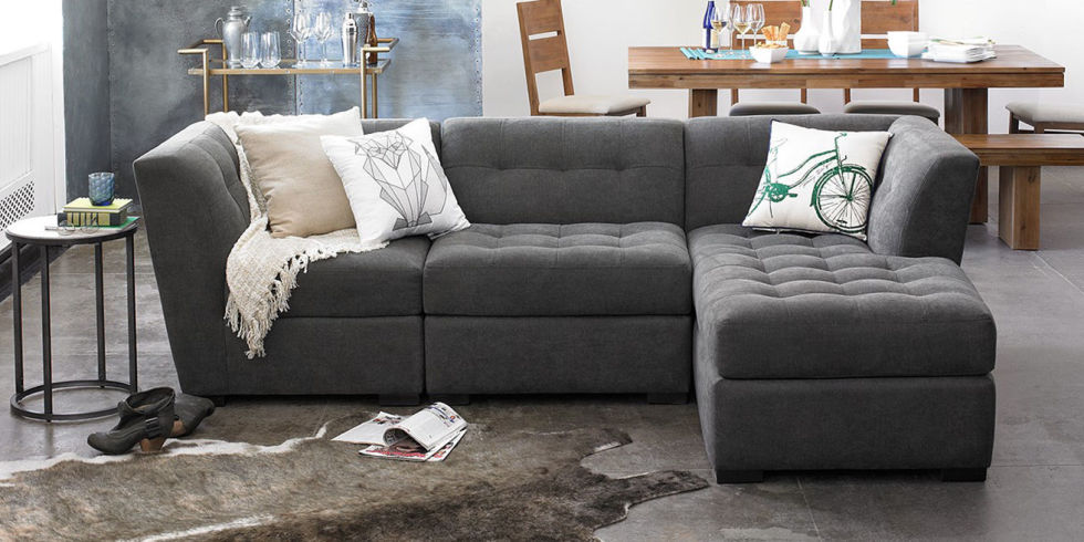 Unique Top Rated Sectional Sofas 9 Best Sectional Sofas Couches 2017 Stylish Linen And Leather