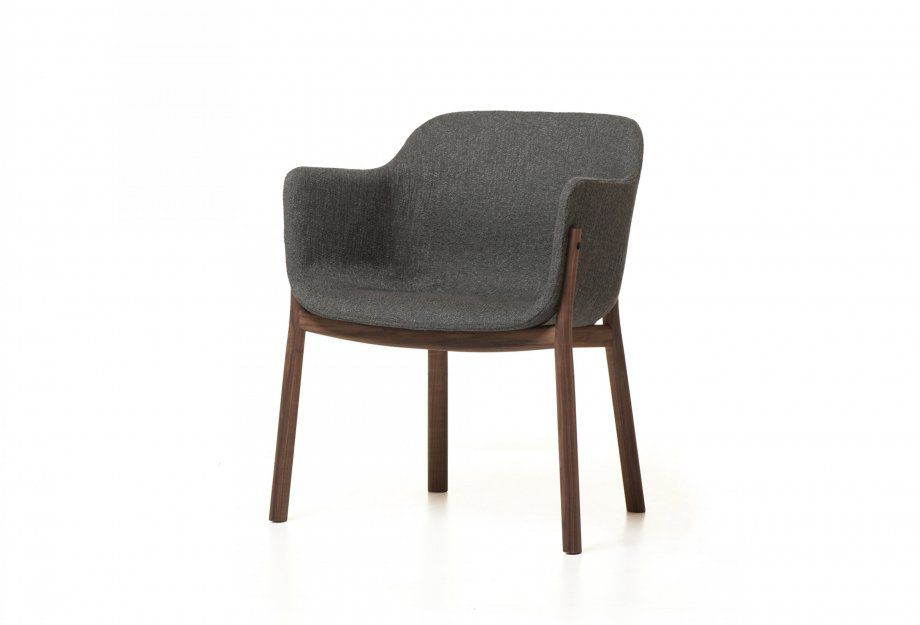 Unique Wood And Fabric Dining Chairs Upholstered Modern Dining Chairs Insurserviceonline