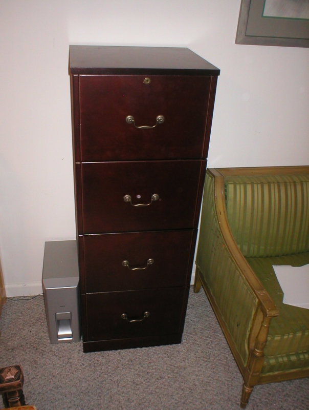 Wonderful 4 Drawer Wood File Cabinet 4 Drawer File Cabinet Wood Richfielduniversity