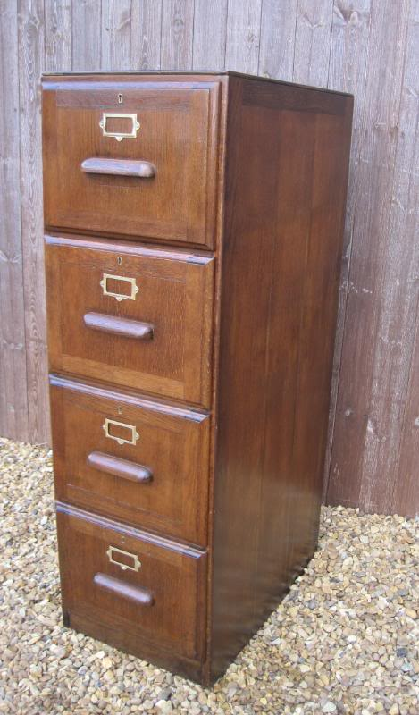 Wonderful 4 Drawer Wood File Cabinet Oak Filing Cabinets 4 Drawer Roselawnlutheran