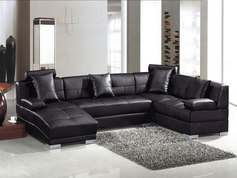 Wonderful 4 Piece Leather Living Room Set Awesome Black Leather Living Room Set Plan Leather Living Room