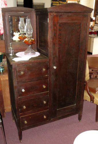 Wonderful Armoire Dresser With Mirror 1739 Best Old Dressers Armoires Images On Pinterest Antique