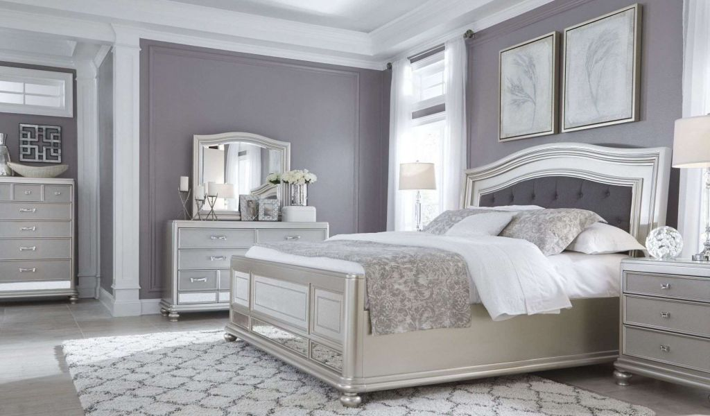 Wonderful Ashley Furniture Bed Sets Ashley Furniture Bedroom Furniture Unique Coralayne Silver Bedroom Set