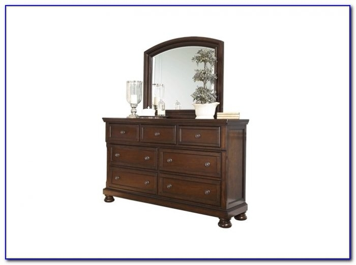 Wonderful Ashley Furniture Blue Dresser Bedroom Dresser New Ashley Furniture Porter From Millennium To