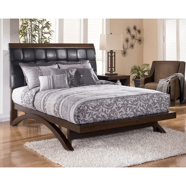 Wonderful Ashley King Platform Bed Ashley Furniture Platform Bed Bonners Furniture