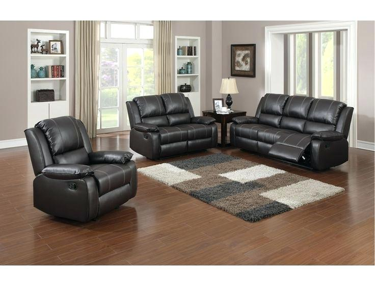 Wonderful Ashley Leather Reclining Sofa And Loveseat Ashley Leather Recliner Sofa Loveseat Brown Reclining Couch Tuft