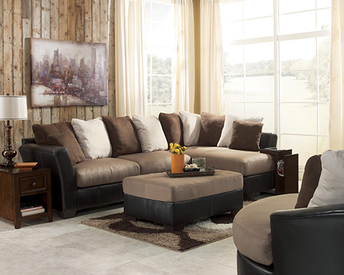 Wonderful Ashley Two Piece Sectional 14201 66 17 Masoli 2 Piece Sectional Sofa With Right Arm Chaise