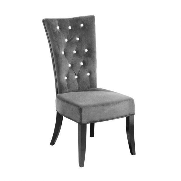 Wonderful Black Dining Chairs With Upholstered Seats Articles With Black Dining Chairs With Upholstered Seats Tag