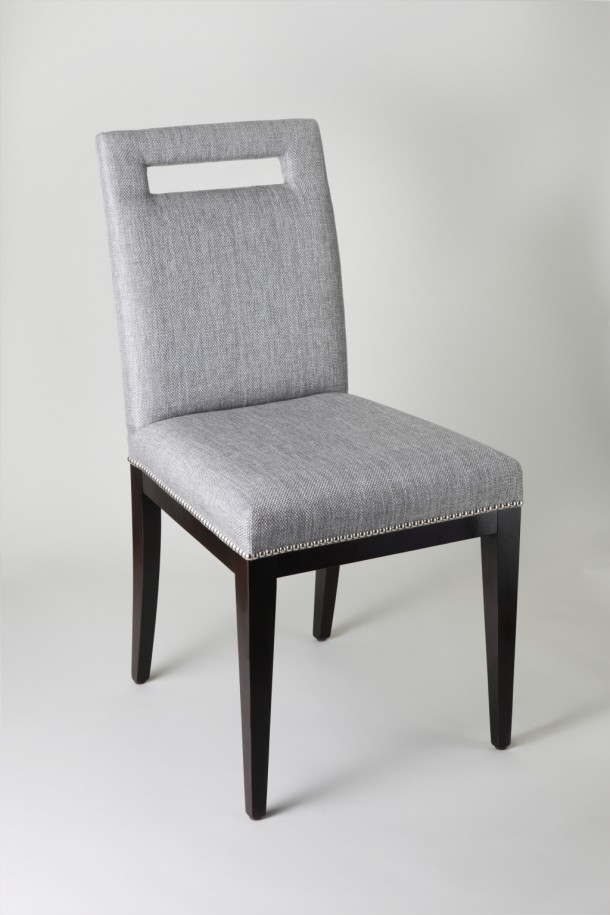 Wonderful Black Dining Chairs With Upholstered Seats Dining Room Contemporary Dining Chairs In Grey And Black Motifs