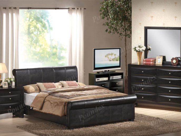 Wonderful Black Queen Size Bedroom Sets Bedroom Beautiful Black Queen Size Bedroom Sets Bedroom Set