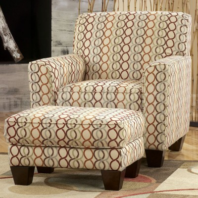 Wonderful Brown Accent Chair With Ottoman Accent Chair And Ottoman Set For Amazing Of Living Room Awesome