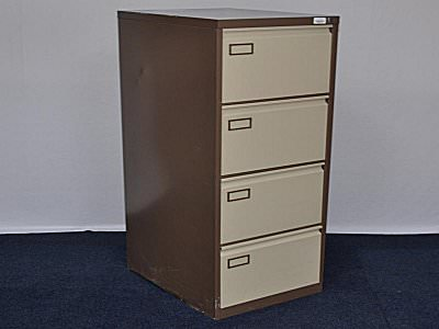 Wonderful Brown Metal File Cabinet Fireproof Filing Cabinets Secondhand Storage Used New For Sale