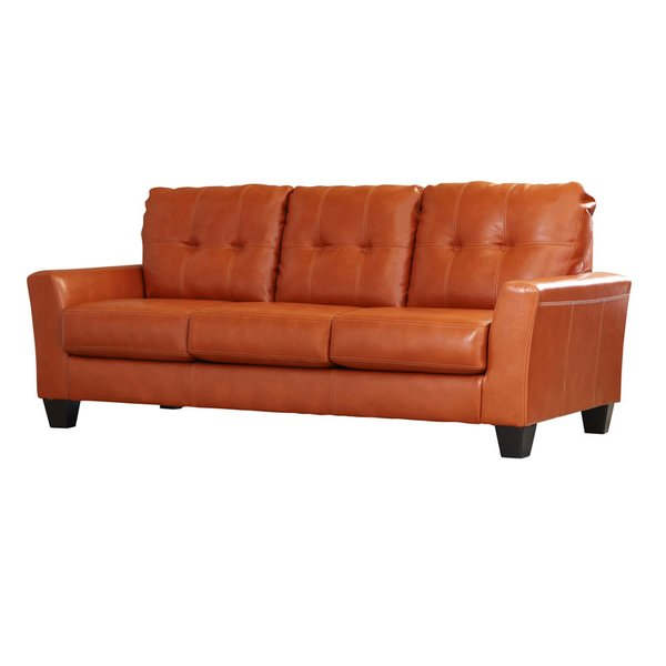 Wonderful Camel Color Leather Couch Leather Sofas