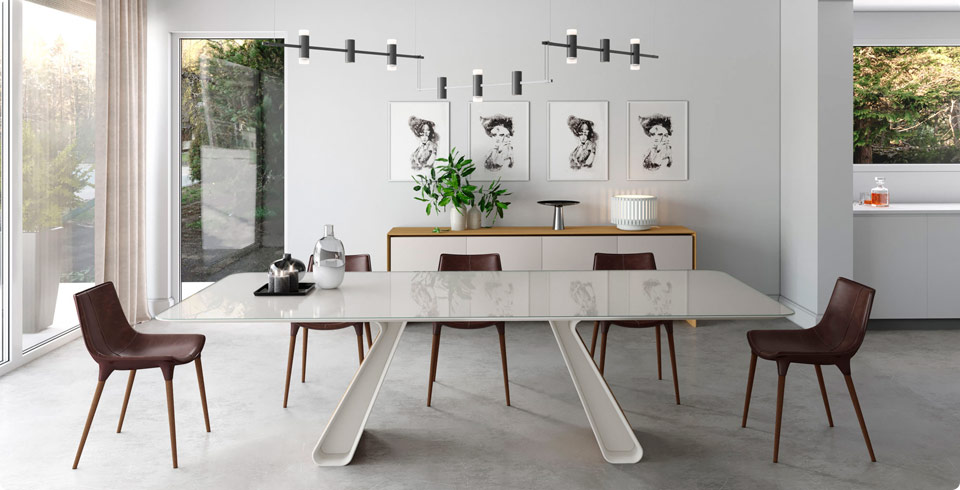 Wonderful Contemporary Dining Room Furniture Modern Dining Room Sets For Your Contemporary Home Modern Digs