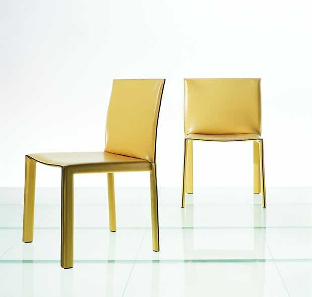 Wonderful Contemporary Leather Dining Chairs The Appropriate Modern Dining Room Chairs
