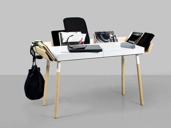 Wonderful Creative Office Desk Ideas 43 Cool Creative Desk Designs Digsdigs