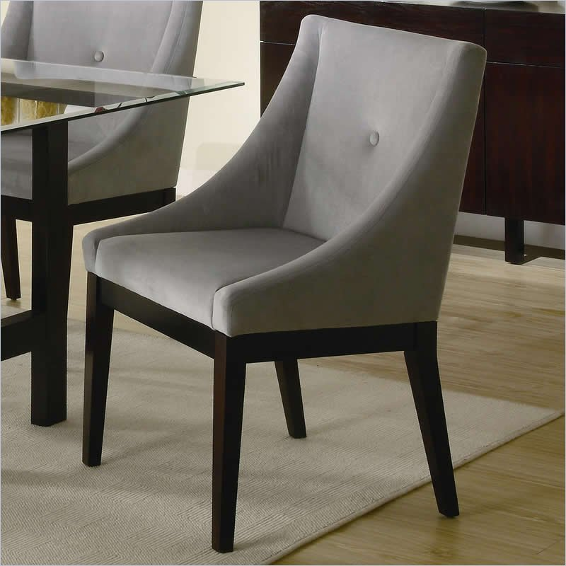 Wonderful Cushioned Dining Chairs With Arms Matching Sets Of Upholstered Dining Room Chairs With Tables Home