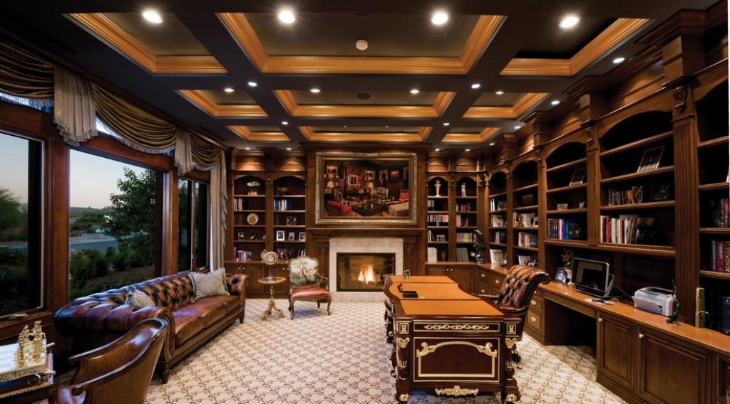 Wonderful Custom Home Office Custom Home Office Design 25 Traditional Home Office Designs Are