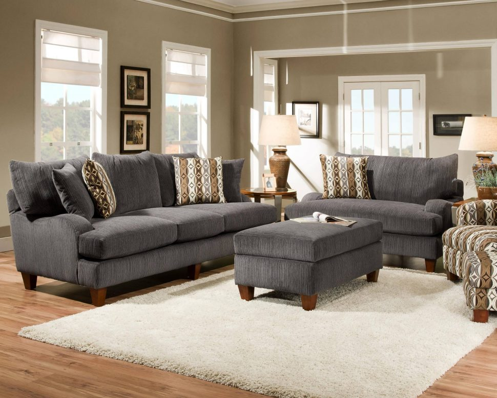 Wonderful Dark Grey Sofa Set Sofas Marvelous Gray Reclining Sofa Dark Grey Sofa Set Curved