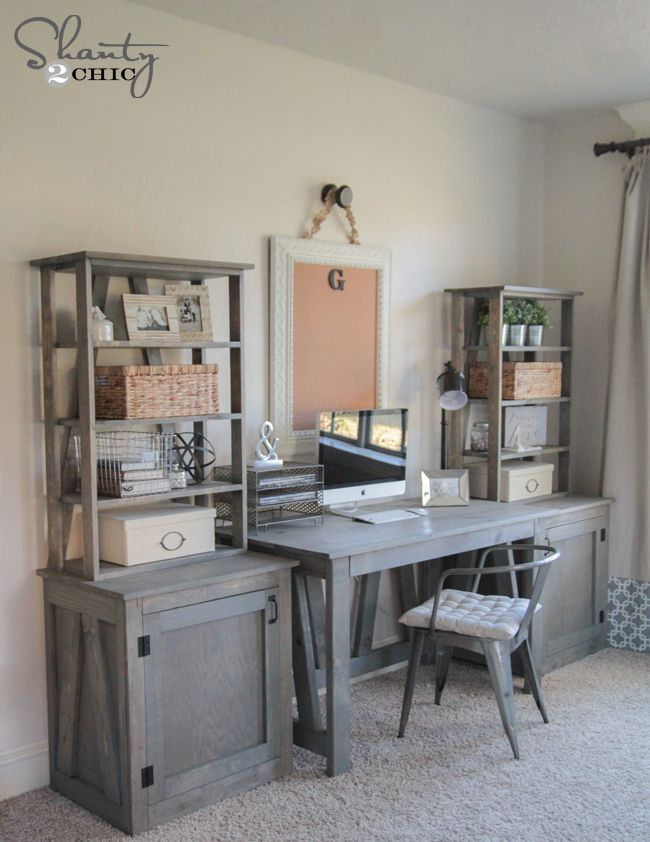 Wonderful Diy Computer Desk Plans 13 Free Diy Desk Plans You Can Build Today