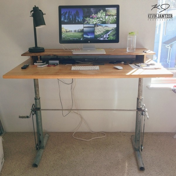 Wonderful Diy Standing Desk Work Better 5 Diy Standing Desk Projects You Can Make This