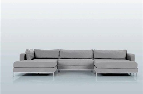 Wonderful Double Chaise Lounge Sectional Sofa Amazing Sectional Sofa With Double Chaise Double Chaise Sofa