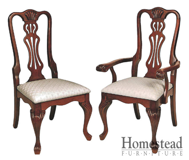 Wonderful Elegant Dining Chairs Fancy Regal Dining Chairs Homestead Furniture
