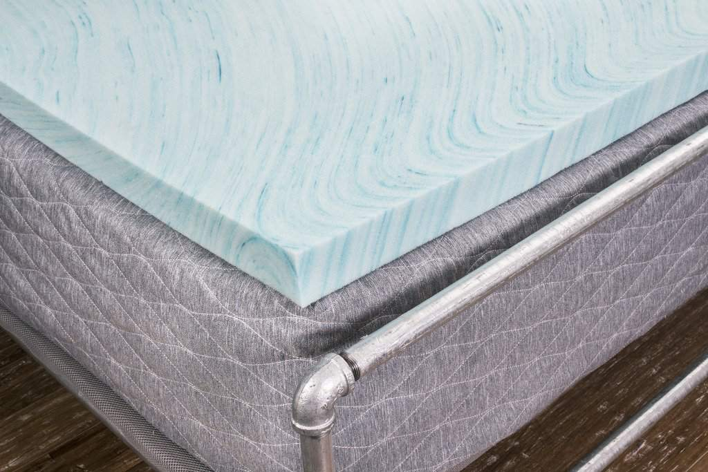 Wonderful Foam Top Mattress Pad The 8 Best Mattress Toppers To Buy In 2018