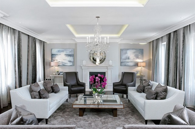 Wonderful Formal Living Room Chairs Formal Living Room Furniture Houzz