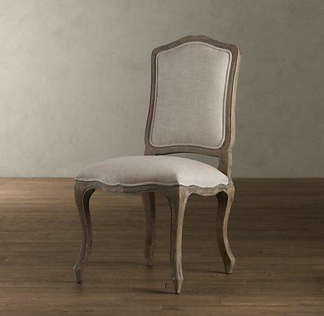 Wonderful French Dining Chairs French Camelback Upholstered Side Chair Dining Chairs