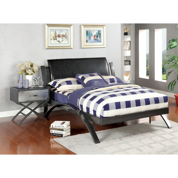 Wonderful Full Bed Bedroom Sets Furniture Of America Liam Full Size Bed And Nightstand Bedroom Set