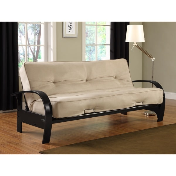 Wonderful Full Size Leather Futon Dhp Madrid Futon Full Size Sofa Sleeper Free Shipping Today